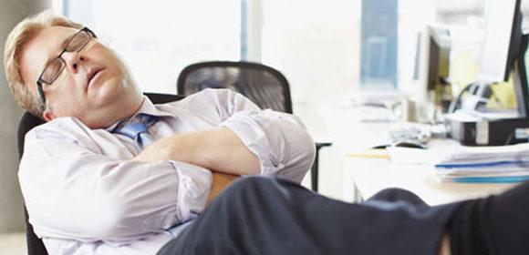 Snoring and Obstructive Sleep Apnea-Sleepy at work