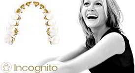 Incognito-menu