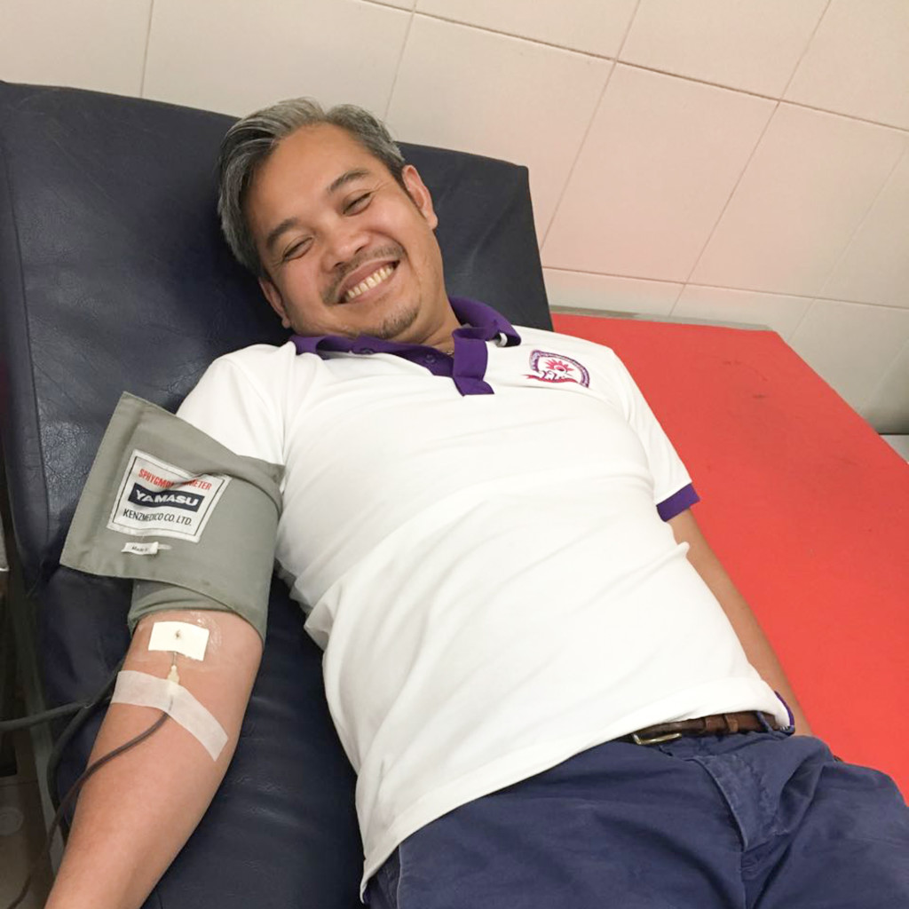 6. Roomchang in the community_Blood donate