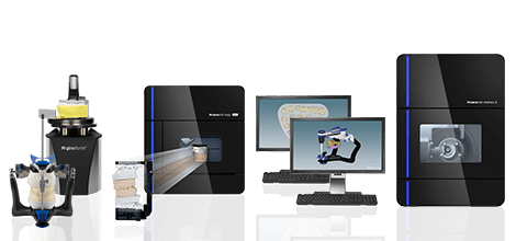 The CAD/CAM Digital Dentistry system